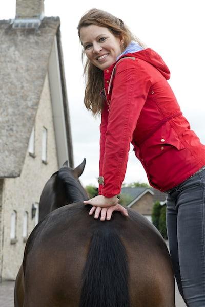 Fysiotherapie voor paarden, chiropraxie voor paarden