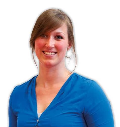 Nicole Zomer, dierenfysiotherapeut voor paarden, Bartels Horse & Health Instituut